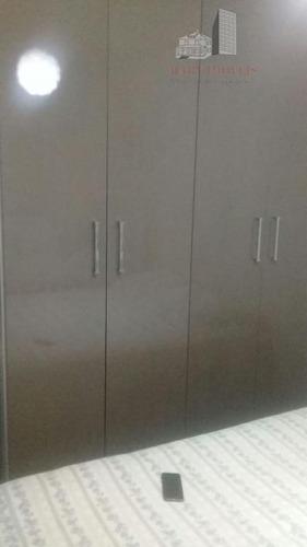 apartamento residencial à venda, panorama (polvilho), cajamar. - ap0163