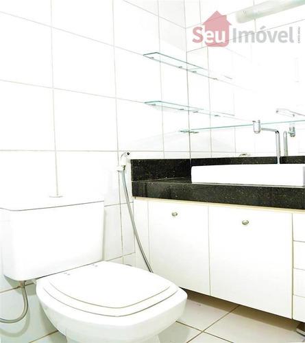 apartamento residencial à venda, papicu, fortaleza. - ap0660