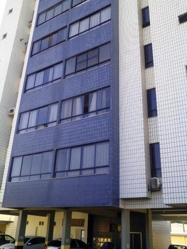 apartamento residencial à venda, papicu, fortaleza. - ap2162
