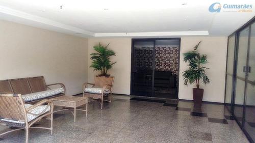 apartamento residencial à venda, papicu, fortaleza. - ap3051