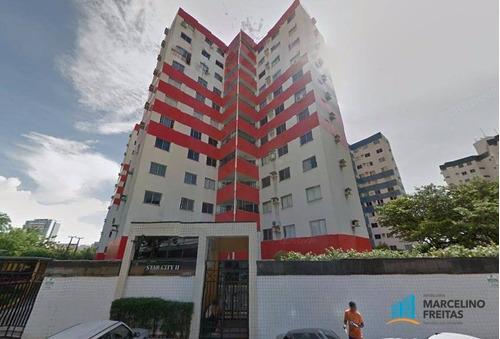 apartamento residencial à venda, papicu, fortaleza. - codigo: ap2831 - ap2831