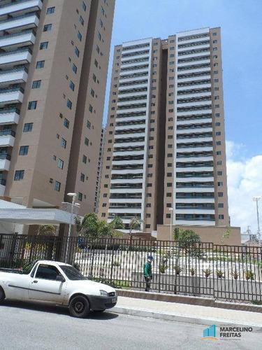 apartamento residencial à venda, papicu, fortaleza. - codigo: ap2836 - ap2836