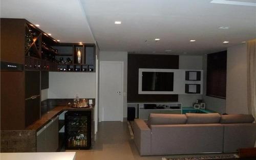 apartamento residencial à venda, paraíso do morumbi, são paulo.