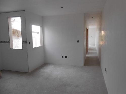 apartamento residencial à venda, paraíso, santo andré. - ap1119