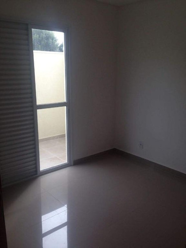 apartamento residencial à venda, paraíso, santo andré. - ap1472