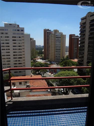 apartamento residencial à venda, paraíso, são paulo - ap1063. - ap1063