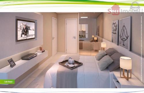 apartamento  residencial à venda, parangaba, fortaleza. - ap0120