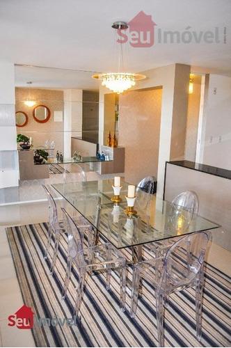 apartamento residencial à venda, parangaba, fortaleza. - ap0716