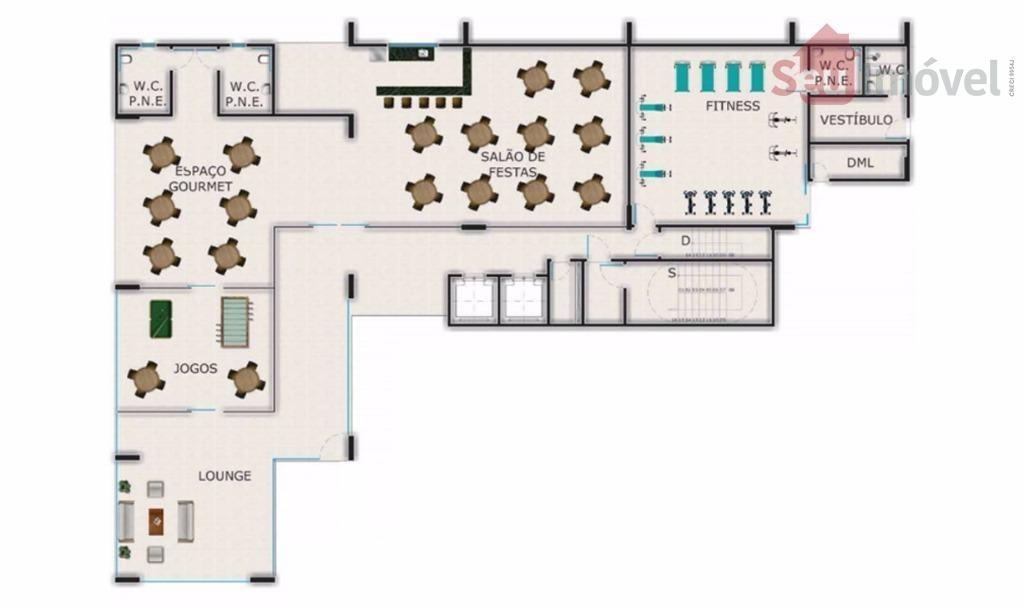 apartamento residencial à venda, parangaba, fortaleza. - ap0901