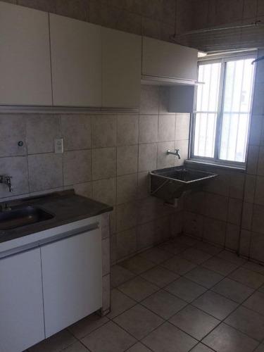 apartamento residencial à venda, parangaba, fortaleza. - ap2740