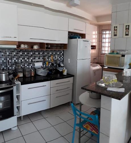 apartamento residencial à venda, parangaba, fortaleza. - ap3348