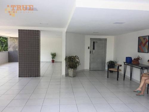 apartamento  residencial à venda, parnamirim, recife. - ap0473