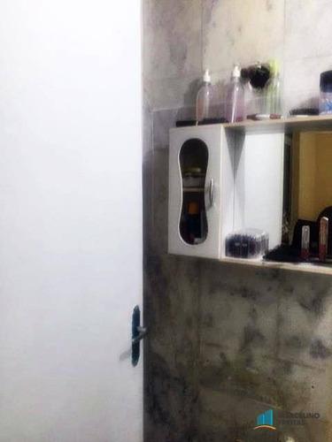 apartamento  residencial à venda, parque araxá, fortaleza. - codigo: ap2156 - ap2156