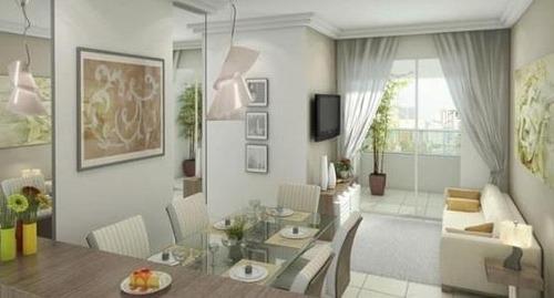 apartamento  residencial à venda, parque bela vista, votorantim. - ap0933