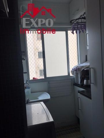 apartamento residencial à venda, parque brasília, campinas. - ap0379
