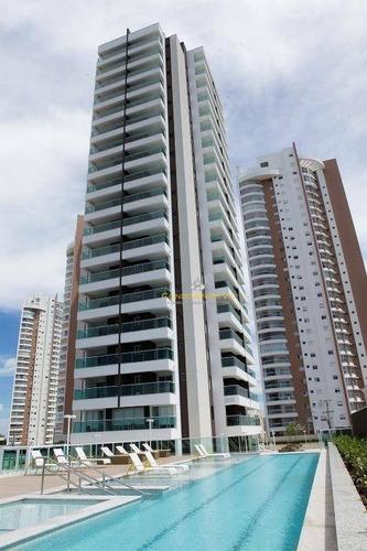 apartamento residencial à venda, parque campolim, sorocaba. - ap0334