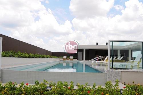 apartamento residencial à venda, parque campolim, sorocaba. - ap0496