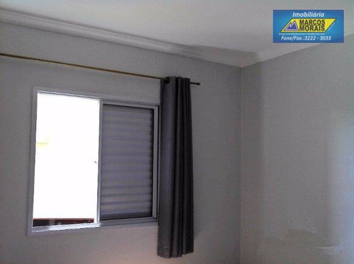 apartamento residencial à venda, parque campolim, sorocaba. - ap2058
