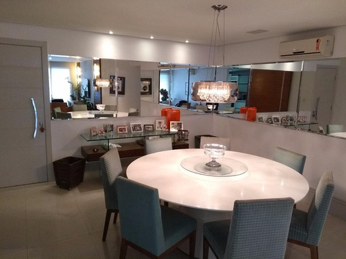 apartamento residencial à venda, parque campolim, sorocaba. - ap5389