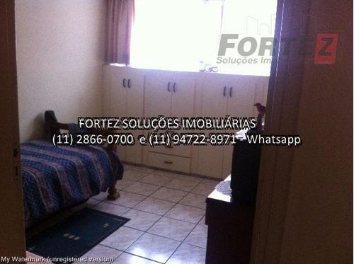 apartamento residencial à venda, parque cecap, guarulhos. -