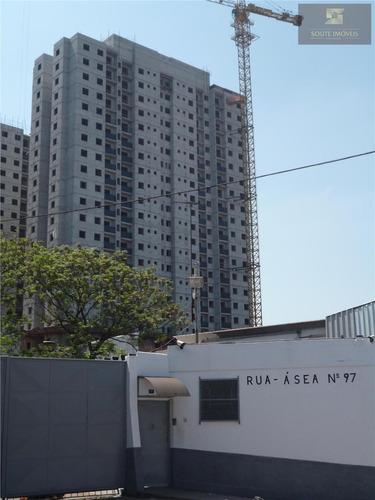 apartamento  residencial à venda, parque cecap, guarulhos. - codigo: ap1858 - ap1858