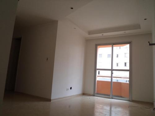 apartamento residencial à venda, parque císper, são paulo. - ap7490