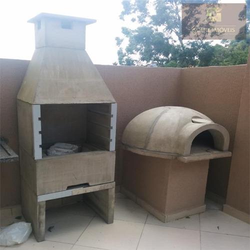 apartamento residencial à venda, parque continental, guarulhos. - codigo: ap2767 - ap2767