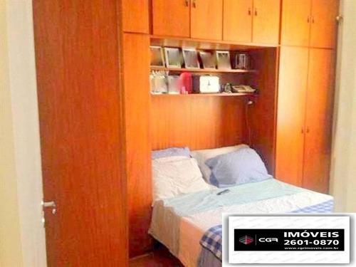 apartamento residencial à venda, parque da mooca, são paulo. - ap0214
