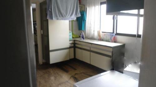 apartamento residencial à venda, parque da mooca, são paulo. - ap0237