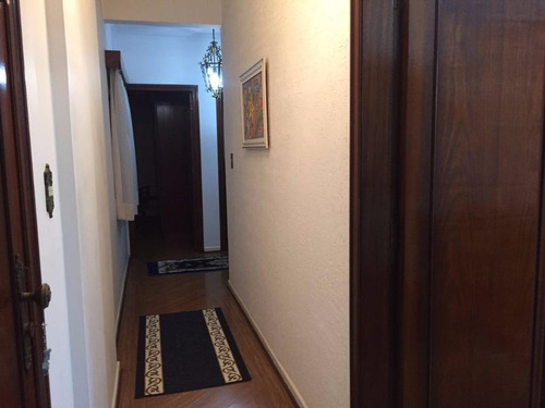 apartamento residencial à venda, parque da mooca, são paulo - ap0266. - ap0266