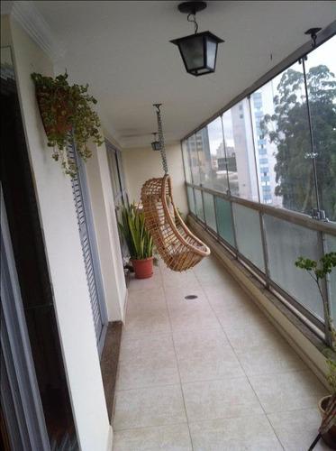 apartamento residencial à venda, parque da mooca, são paulo - ap0292. - ap0292
