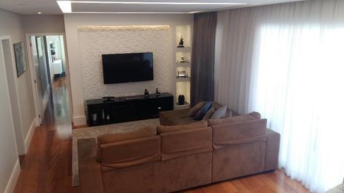 apartamento residencial à venda, parque da mooca, são paulo. - ap0451
