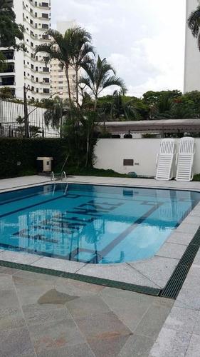 apartamento residencial à venda, parque da mooca, são paulo. - ap0455