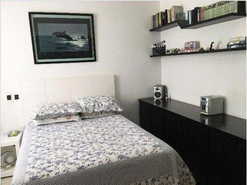 apartamento residencial à venda, parque da mooca, são paulo. - ap1618