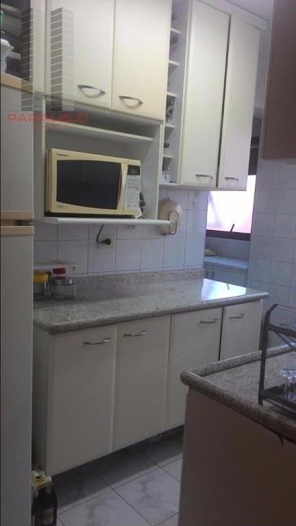 apartamento residencial à venda, parque da mooca, são paulo. - ap2171