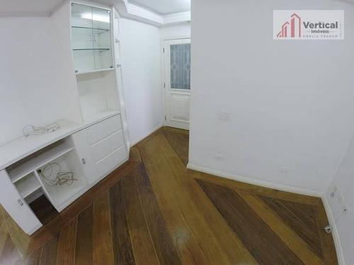 apartamento residencial à venda, parque da mooca, são paulo - ap4261. - ap4261