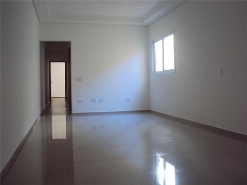 apartamento residencial à venda, parque das nações, santo andré. - ap0001