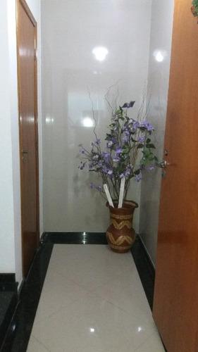 apartamento  residencial à venda, parque das nações, santo andré. - ap0187
