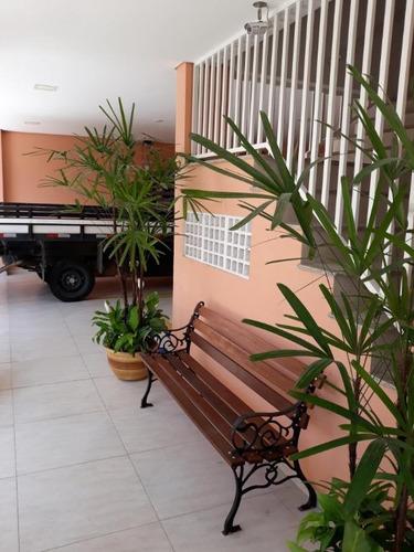 apartamento residencial à venda, parque das nações, santo andré. - ap1034