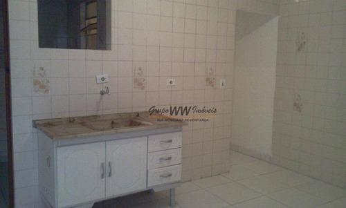 apartamento residencial à venda, parque edu chaves, são paulo. - ap0550
