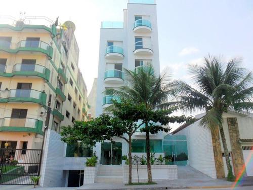 apartamento residencial à venda, parque enseada, guarujá. - ap0096