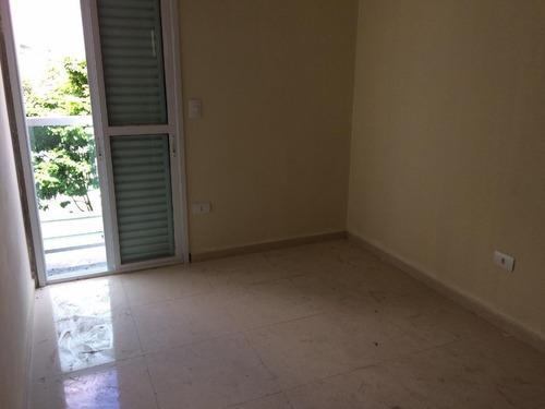 apartamento residencial à venda, parque erasmo assunção, santo andré. - ap1393