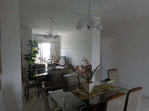 apartamento residencial à venda, parque fabrício, nova odessa - ap0033. - ap0033