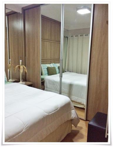 apartamento  residencial à venda, parque fabrício, nova odessa. - codigo: ap0135 - ap0135
