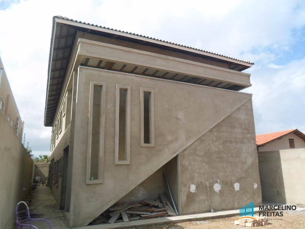apartamento residencial à venda, parque guadalajara, caucaia - ap2462. - ap2462