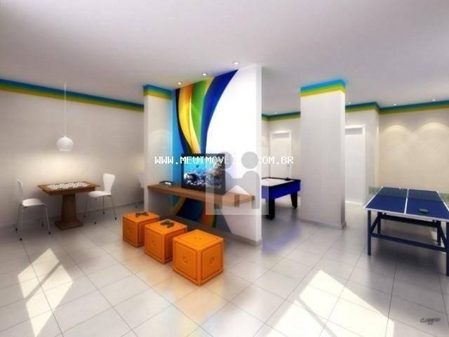 apartamento residencial à venda, parque industrial lagoinha, ribeirão preto - ap0069. - ap0069