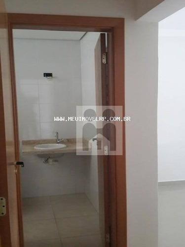 apartamento residencial à venda, parque industrial lagoinha, ribeirão preto - ap0450. - ap0450