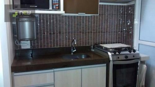 apartamento  residencial à venda, parque industrial lagoinha, ribeirão preto. - ap0643