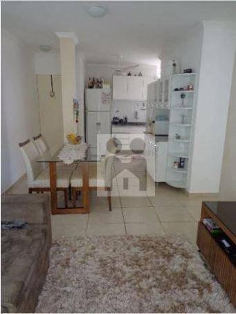 apartamento residencial à venda, parque industrial lagoinha, ribeirão preto. - ap0759