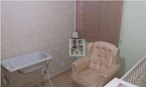 apartamento residencial à venda, parque industrial lagoinha, ribeirão preto. - ap0762